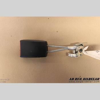 Säkerhetsbälteslås/Stopp AUDI A4/S4 05-07 2,0 TDI QUATTRO 2007