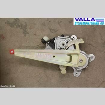 Fönsterhiss Elektrisk Komplett MITSUBISHI L200 06-15 2,5 DI-D 2006 MN182352