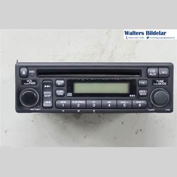 CD Radio HONDA CR-V     02-06 2,0 2003
