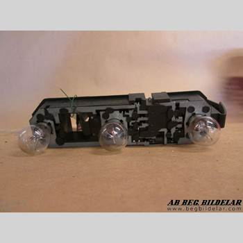 Bakljus insats/Lamphus Vänster VOLVO S70/V70/XC  97-00 V70 1997