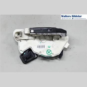 Låskista/Dörrlås VW POLO 10-17 1,6 TDI 2010 5K1837015B