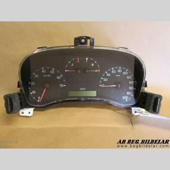 Hastighets Mätare FIAT PUNTO 00-18 80 ELX 16V 5D 2000