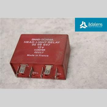 SAAB 9000 CC    85-93 D 1990 G9566647