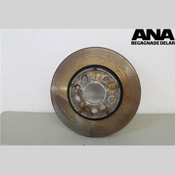 Bromsskiva Fram OPEL ASTRA J 10-15 A14NET 2012 95527030