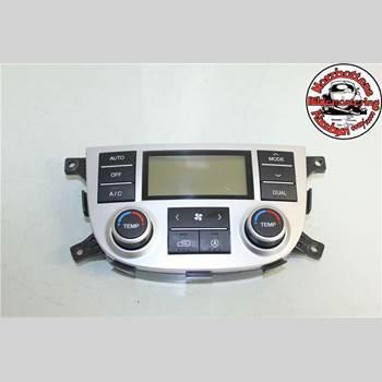 AC Styrenhet AC Manöverenhet SANTA FE 2,7 V6 TIPTR 4WD 2006 97250-2B430CA