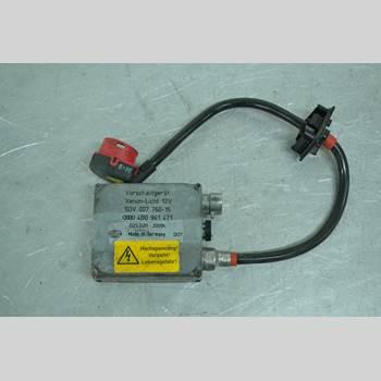 Styrenhet - Xenon AUDI A6/S6     97-05 A6 AVANT 2000