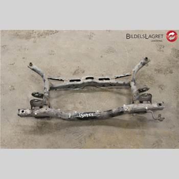 BAKAXELBALK VW GOLF VI 09-13 1,6 TDI BLUEMOTION 2WD COMFORT 2010 1K0505315BG