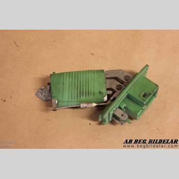 Värmefläktsmotstånd SAAB 900      94-98 900 2,3I DC55B 1994