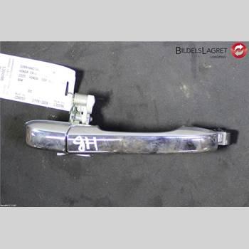 Dörrhandtag Höger Yttre HONDA CR-V     02-06 CR-V (II) 2005 72 640-SCA-E01
