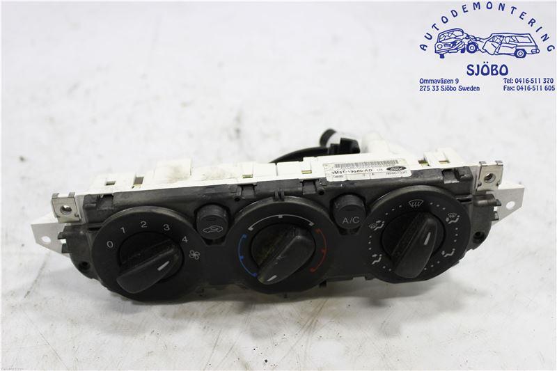 AC Styrenhet AC Manöverenhet till FORD FOCUS 2004-2007 TT 3M5T-19980-AD (0)