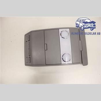 INNERBELYSNING VW TOUAREG I 03-10 5DCBI 2,5TDi AUT 4*4 SER ABS 2005