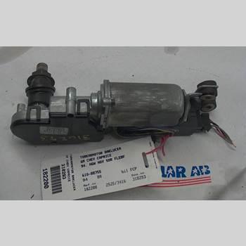 Torkarmotor Baklucka CHEVROLET CAPRICE 5,7 LT1 1994