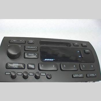 RADIO / STEREO   CADILLAC STS SEVILLE STS 1997 89BZHSD270570307
