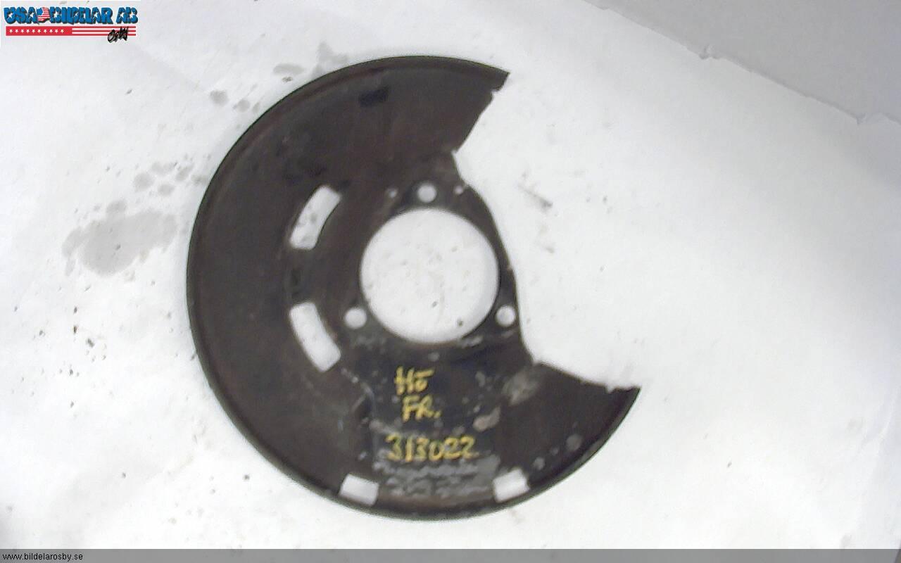 Bromssköld fram image