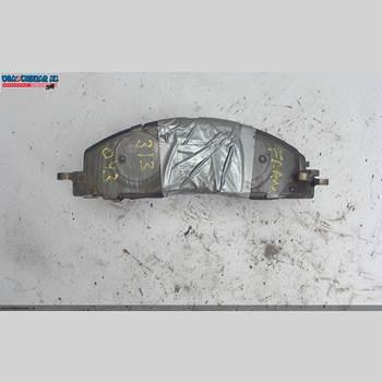 Bromsbelägg Fram DODGE PICK UP RAM 3500 CREW 2012