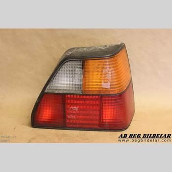 Bakljus Höger VW GOLF II 84-91 1,6 5D 1988