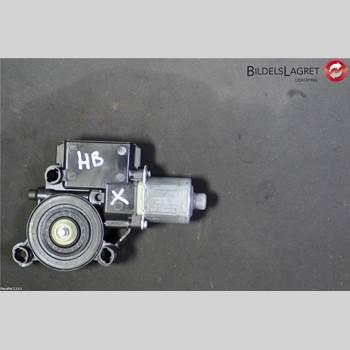 Fönsterhissmotor VW POLO 10-17 1,4 2010 6R0959812F