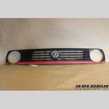 GRILL/GALLER VW GOLF II 84-91 CL 1,8I 1989