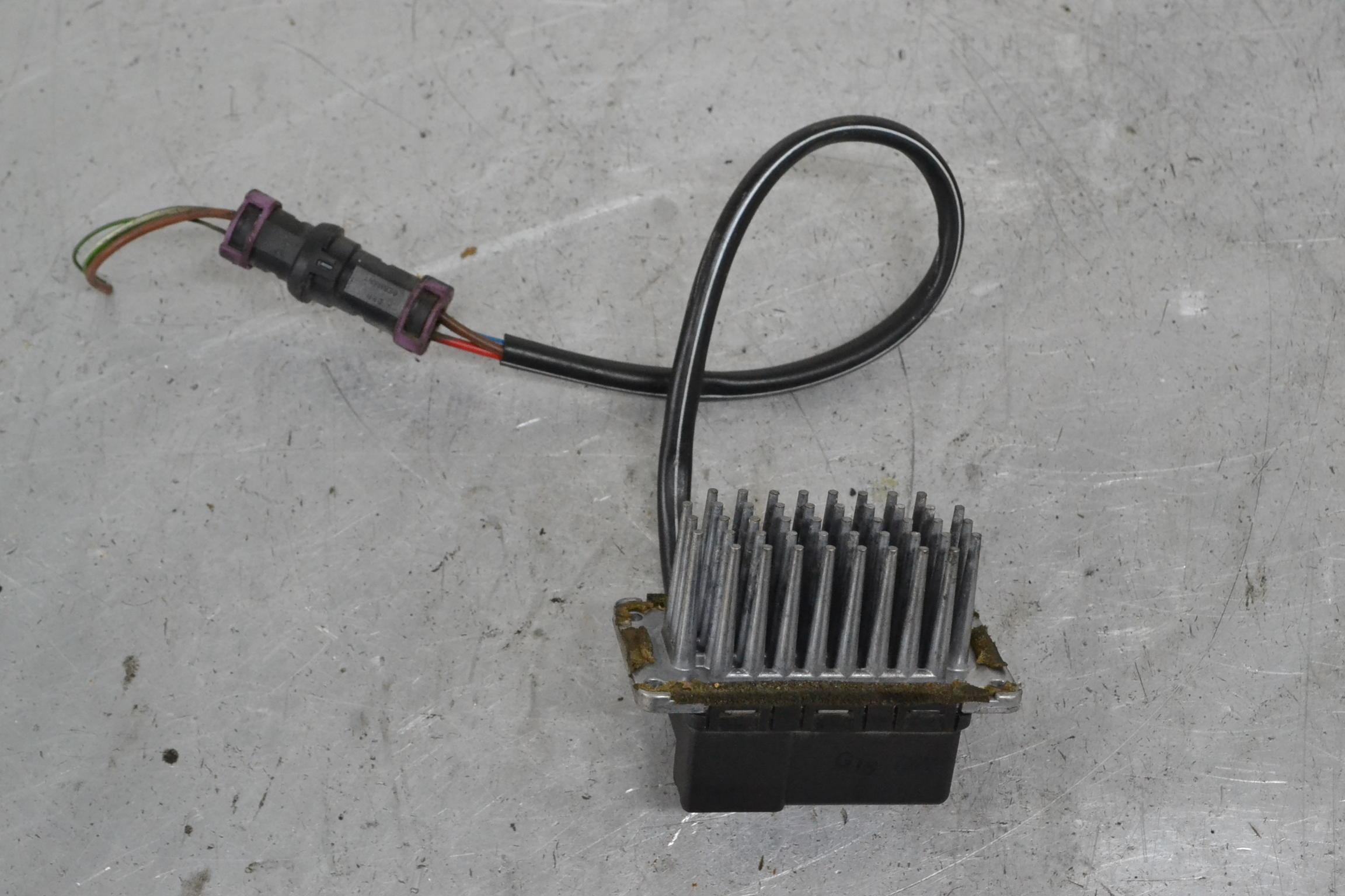 Värmefläktsmotstånd image
