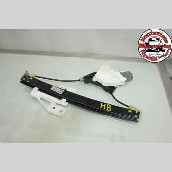 Fönsterhiss Elektrisk Komplett AUDI A1/S1 11-18 AUDI A1 2012 8X4839462
