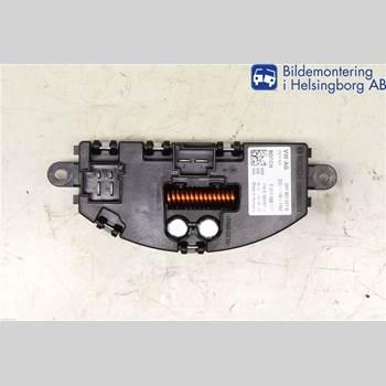 Värmefläktsmotstånd VW GOLF / E-GOLF VII 13-  GOLF TDI 1 2014 5Q0907521E