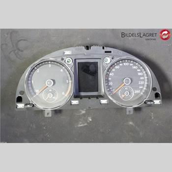INSTRUMENT KOMB. VW PASSAT 2005-2011 2,0 TDI SPORT 4WD R-LINE 2010 3C0920872G