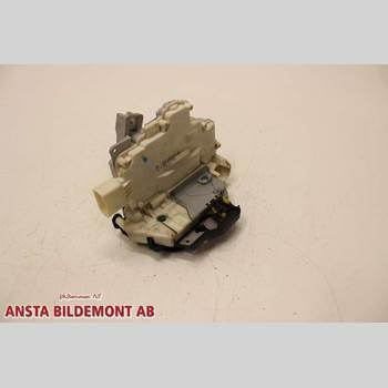 Centrallåsmotor Vänster AUDI A4/S4 05-07 2,0 TURBO QUATTRO 2006 8E1837015AA