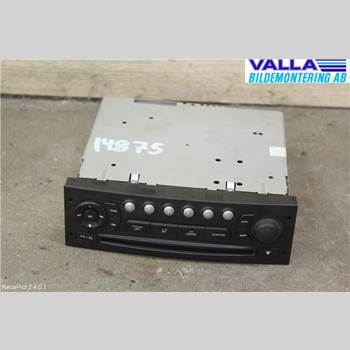 RADIO CD/MULTIMEDIAPANEL CITROEN C4 I   05-10 1,6 2005 6579PC