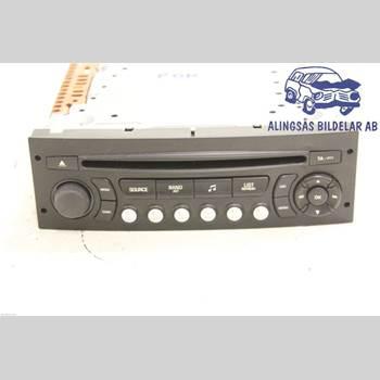 RADIO CD/MULTIMEDIAPANEL 5DCS 1,6i16V 5VXL SER ABS 2007