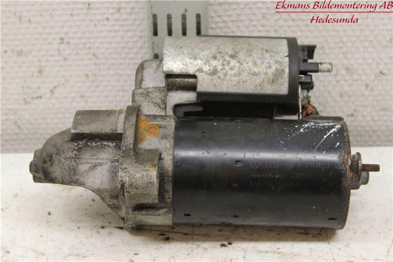 Startmotor till AUDI A6/S6 1997-2005 EK 078911023D (0)