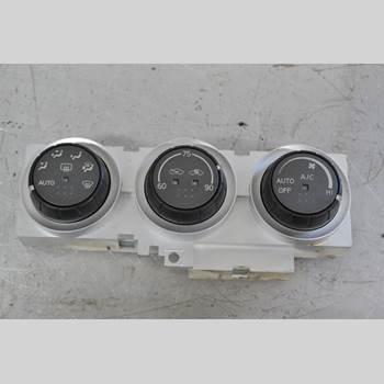 AC Styrenhet AC Manöverenhet NISSAN 350Z NISSAN 2003 3K080-34700