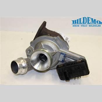 Turboaggregat MINI CLUBMAN R55 06-14 MINI (II) 2011 11658506724