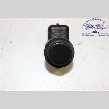 Parkeringshjälp Backsensor NISSAN QASHQAI 10-14 2.0 NISSAN J10 2013 1709120922