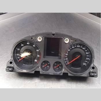 Kombi. Instrument VW PASSAT 2005-2011 2,0i FSi 150hk Sedan 2005 3C0920870K