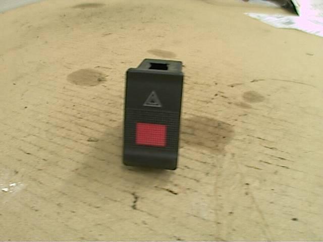 Strömställare varnings. image
