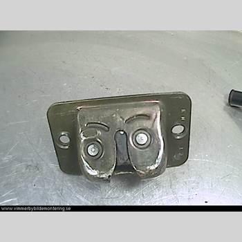Låskista Baklucka MAZDA 626 98-02 2,0i 1998