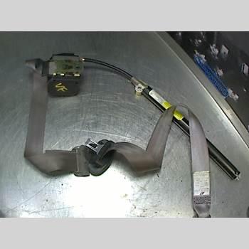 Säkerhetsbälte Vänster Fram VW SHARAN      96-00 2,8i VR6 1998