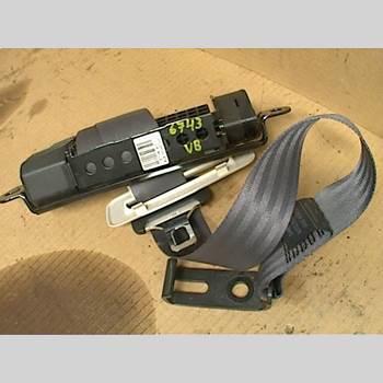 Säkerhetsbälte Vänster Bak SAAB 9-5 -05 2,0T 150HK 2000