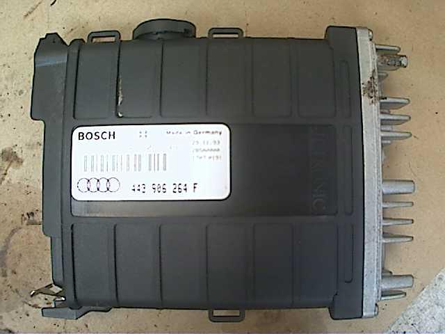 till AUDI 80/S2 1992-1995 VI 443906264F (0)
