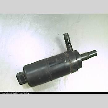 Spolarpump Högtryck PEUGEOT 406     99-04 2,0HDI 109HK 2001
