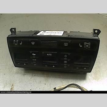 Värmereglage AUDI A6/S6     97-05 1,9TDI 1999 4B0820043Q