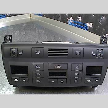 Värmereglage AUDI A6/S6     97-05 2,5TDI Quattro Sedan. 2003 4B0820043AK