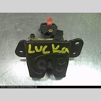Låskista Baklucka KIA PICANTO    04-11 1,1EX 65HK 2004