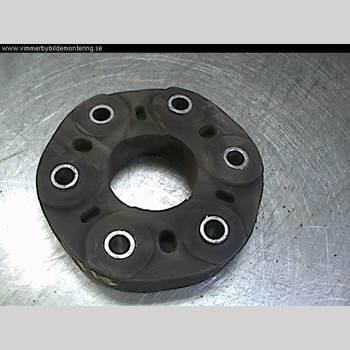 Mellanaxel Gummiknut MB E-KLASS (W211) 02-09 2,7CDI Avantgard 177hk Sedan 2005