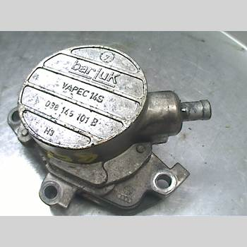 Vakuumpump AUDI A3/S3     96-03 1,9TDI 110Hk 3d CC-kaross 1998 0381454101B