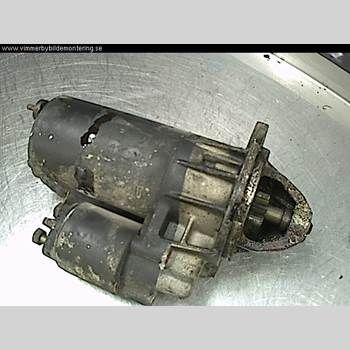 Startmotor SAAB 9000 CC    85-93 2,0I 16V 125HK 1988