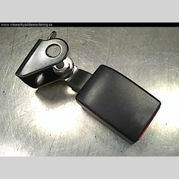 Säkerhetsbälteslås/Stopp SAAB 9-3 Ver 2/Ver 3 08-15 1,8T BioPower 150hk Kombi 2008 12794564