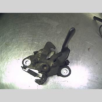 Huvlås CITROEN C5 -04 2,0i CC-kaross 2001