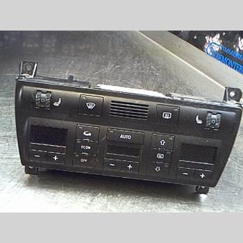 Värmereglage AUDI A6/S6     97-05 2,4I V6 30V 2001