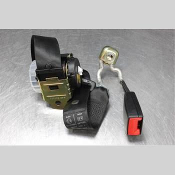Säkerhetsbälte Mitten Bak SEAT IBIZA III   02-06 1,4i 16V  CC-kaross 2003 6Q0857485B